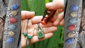 Como usar colares aromáticos a seu favor
