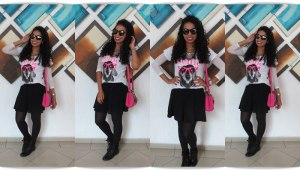 Look do dia Beauty Fair