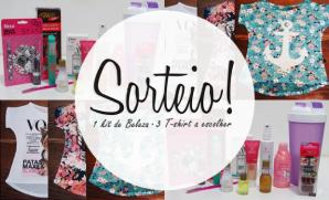 SORTEIO: Aniversário de 2 ANOS do blog Salto Alto na Estrada