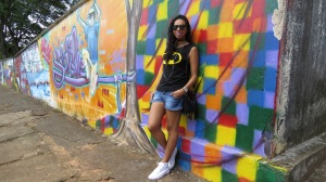 Looks feminino super heroes