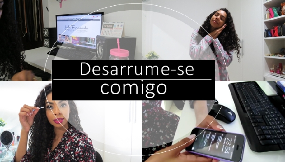 DESARRUME-SE COMIGO