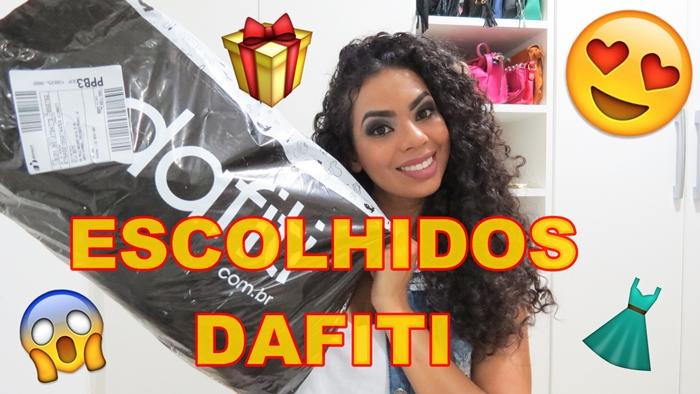 ESCOLHAS DAFITI