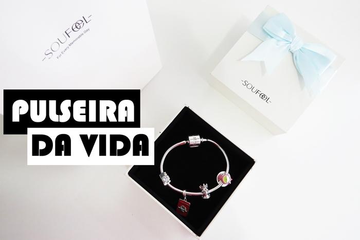 MINHA PULSEIRA DA VIDA SOUFEEL