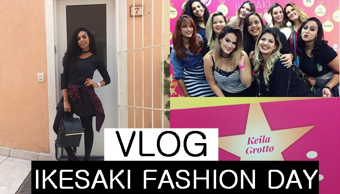 VLOG IKESAKI FASHION DAY DE NATAL