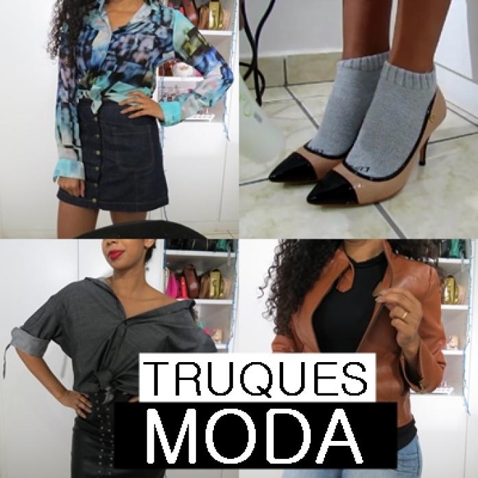 10 TRUQUES DE MODA