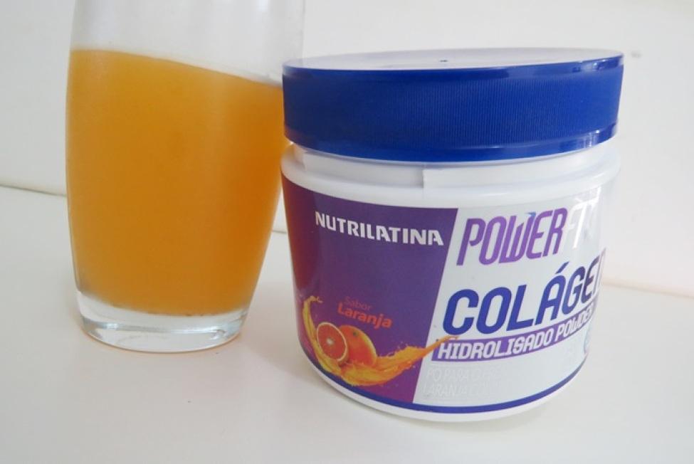 NUTRILATINA POWERFIT COLÁGENO